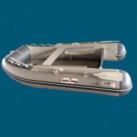 Bateau pneumatique Charles Oversea 2.7i plancher gonflable