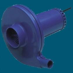 Gonfleur électrique pour bateaux pneumatiques