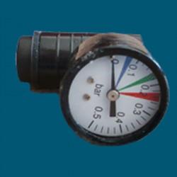 Contrôleur manomètre de pression