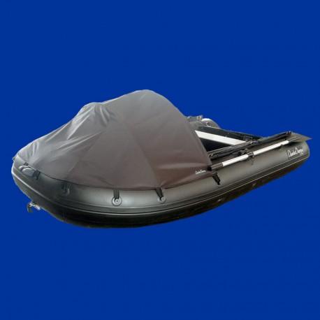 Bateau pneumatique noir Charles Oversea 2.7be