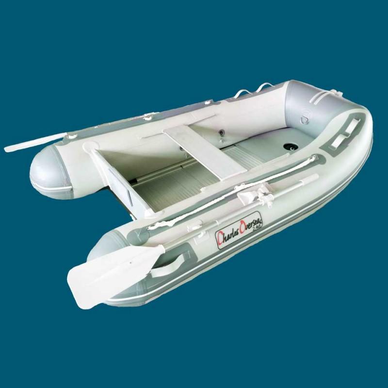 bateau pneumatique vert olive charles oversea. Black Bedroom Furniture Sets. Home Design Ideas